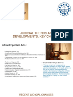 HRM Assignment_Group 6_ Judicial Trends and Development- Key Changes