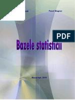 Bazele statisticii