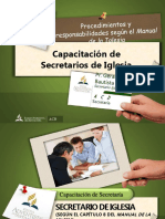 SeminarioSecretariosDeIglesiaACD