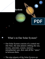 ppt on solar system (prithviraj singh class 9th E).ppt
