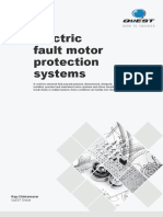 Electric Fault Motor Protection Systems