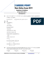JEE-Main-2019-paper-solution-maths-09-04-2019-1st