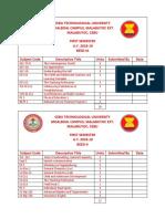 2018-2019 1st sem  gradesheet BEED - Copy