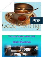 Microsoft Power Point - Value Chain Analysis & Bench Marking