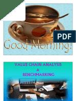 Microsoft Power Point - Value Chain Analysis & Bench Marking