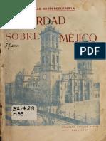 Marín Negueruela, N. - La verdad sobre Méjico.pdf