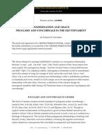 polygamy and concubinage in genesis - richard davidson