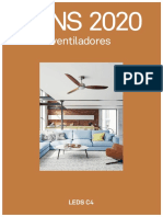 202001 Leds-c4 Catálogo Ventiladores 2020