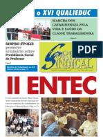 CORREIO SINDICAL - ANO 1 - Nº 8 - MAIO DE 2010