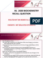 Biochem-Rebecca  NEET recall 2020.pdf
