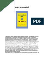 Manual de trados en español