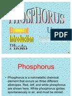 phospohorus