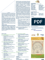 Programe Congres Histoire de La Construction 2020 TLEMCEN