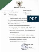 surat gubernur