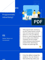 Top 10 reasons why you need programmatic advertising?