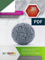 3D Print cégismertető kiadvány