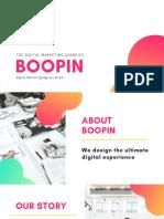 Award winning Digital Marketing Agency Dubai - Boopin