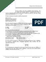 Measurement (Ques_Ch5_Miscellaneous )