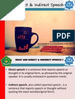 1. Direct & Indirect Speech PPT Didin.pptx