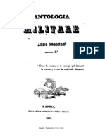 Antologia Militare. the First Italian Military Review. Index of the Articles.