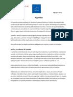 Embargo Spanish Booklet