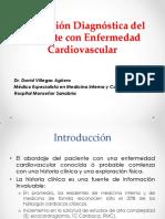 Evaluación Diagnóstica de la Enfermedad Cardiovascular