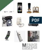 Gambar jenis telepon (Kores)