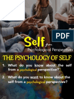 The Self from Psychological Perspectives.pdf