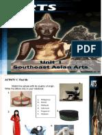 Southeast Asian Arts.pptx