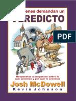 Los Jovenes Demandan Un Veredicto McDOWELL, Josh
