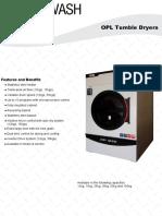 MaxiDry HG series dryers