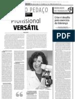 reportagem Biomedicina agosto 2009