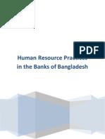 HRM Practices of BB, SJIBL, HSBC Bank