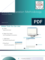 CCDE Preparation Methodology Webinar - bitno !!!!!!!!!!!!!!!!!