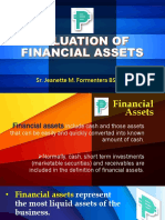 Chap.5 FINANCIAL ASSET Valuation