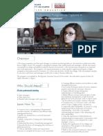 sales management brochure