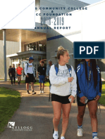 Kellogg Community College's 2018-19 Annual Report