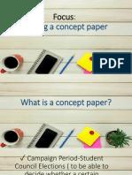 EAPP concept paper