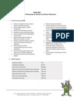 PWH 5500 - Dados Tecnicos
