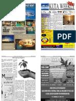 "Kuta Weekly-Edition 209 ""Bali""s Premier Weekly Newspaper"""