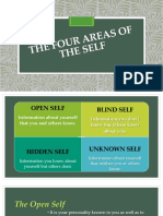 L3 the Four Areas of the SELF