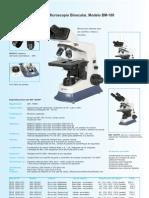 Microscopio Boeco Binocular 180