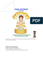 YOGA SUTRAS DE PATANJALI  Dharmachari Maitreyananda (Fernando Estevez Griego )