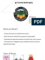 Orange County Bankruptcy