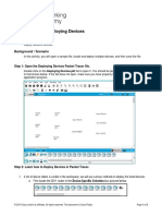 2.1.1.2 Packet Tracer - Deploying Devices