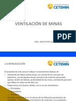 VENTILACIÓN DE MINAS