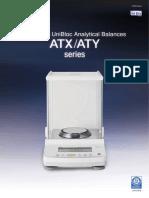 ATX ATY Balance catalogs