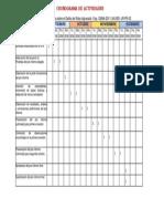 CRONOGRAMA DE ACTIVIDADES DIAGRAMA DE GRANT