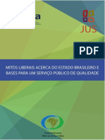 Mitos Liberais do Estado Brasileiro
