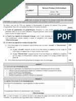 Bac Pratique 24052018 Lettres 8h
